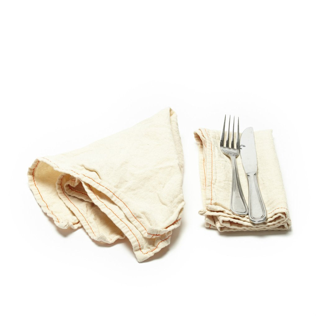 Utility Canvas Cotton Napkins