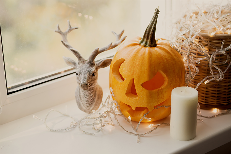 Add Spookiness To Your Windows