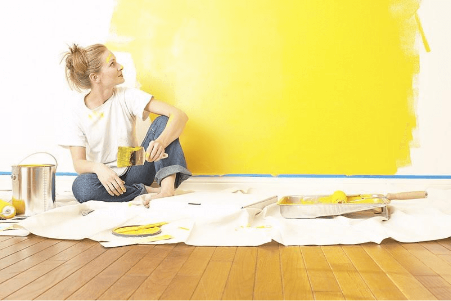 Paint Rooms In Home