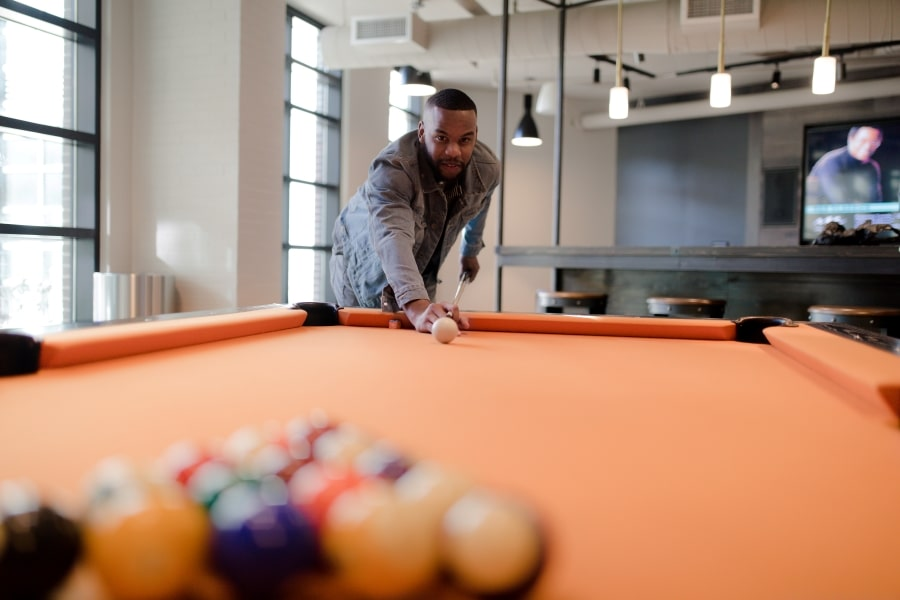 pool tables for man caves