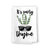 It's Party Thyme Funny Kitchen Towels Flour Sack Towel, 27 inch by 27 inch, 100% Cotton, Highly Absorbent Hand Towels, Multi-Purpose Towel