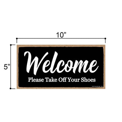 Welcome Sign House Decor