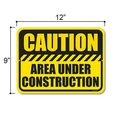 Hardhats Construction Signs