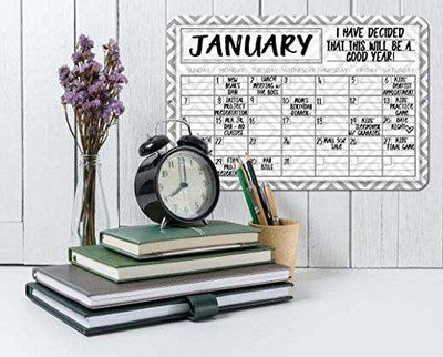 Decorative Wall Calendar
