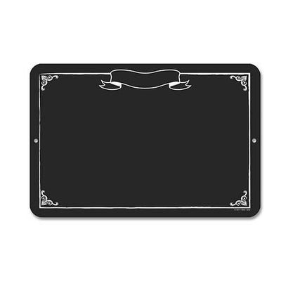 Chalkboard Style Sign