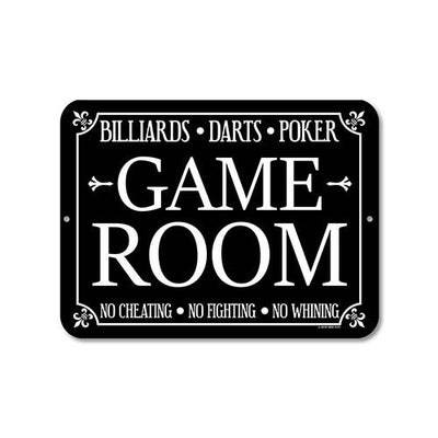 Game Room Decor