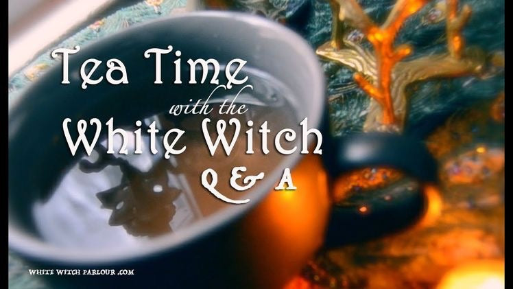 Ask Jenna: Tea Time with the White Witch - Episode 6