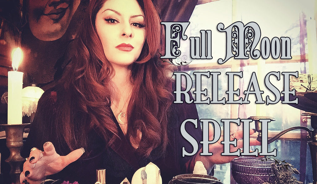 Full Moon Release Spell