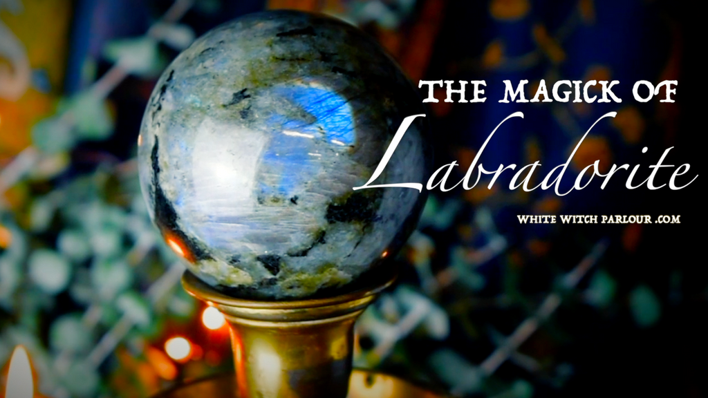 The Magick of Labradorite