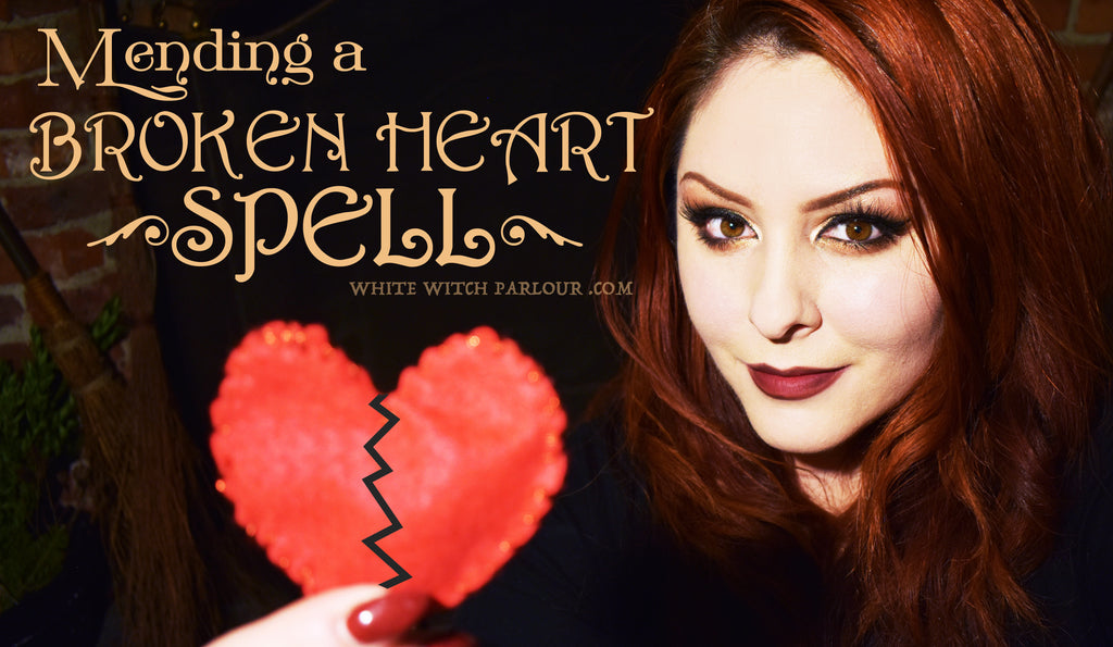 Mending a Broken Heart SPELL