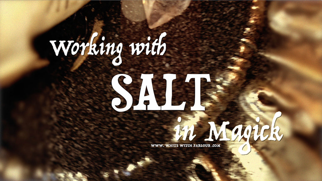 Using Salt In Magick