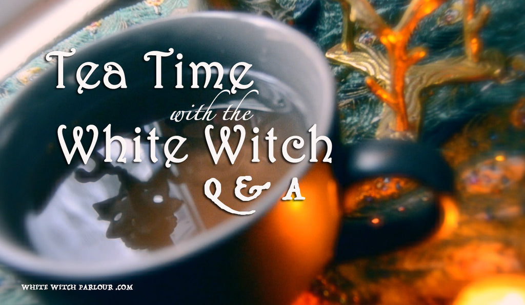 Ask Jenna : Tea Time with the White Witch ~ Q & A Episode 5