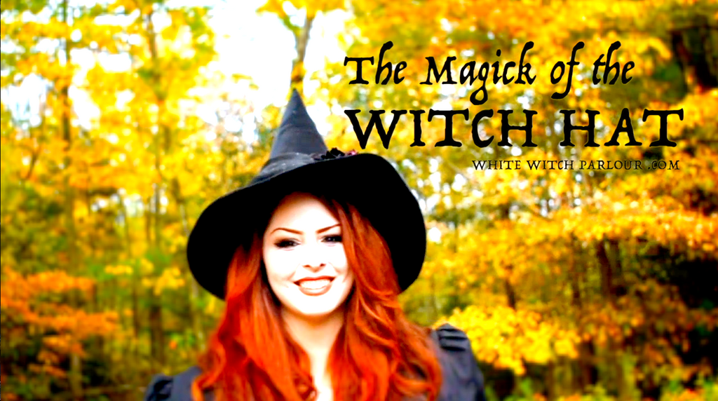 Symbolism, History & Magick of the Witch Hat