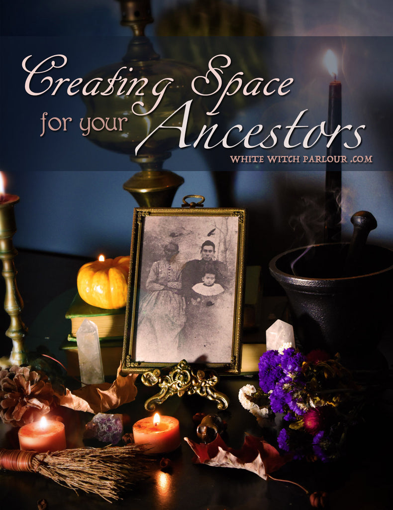 Creating Space for your Ancestors