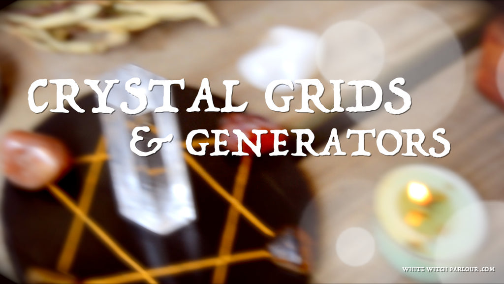 How to Create Crystal Grids & Use Energy Generators