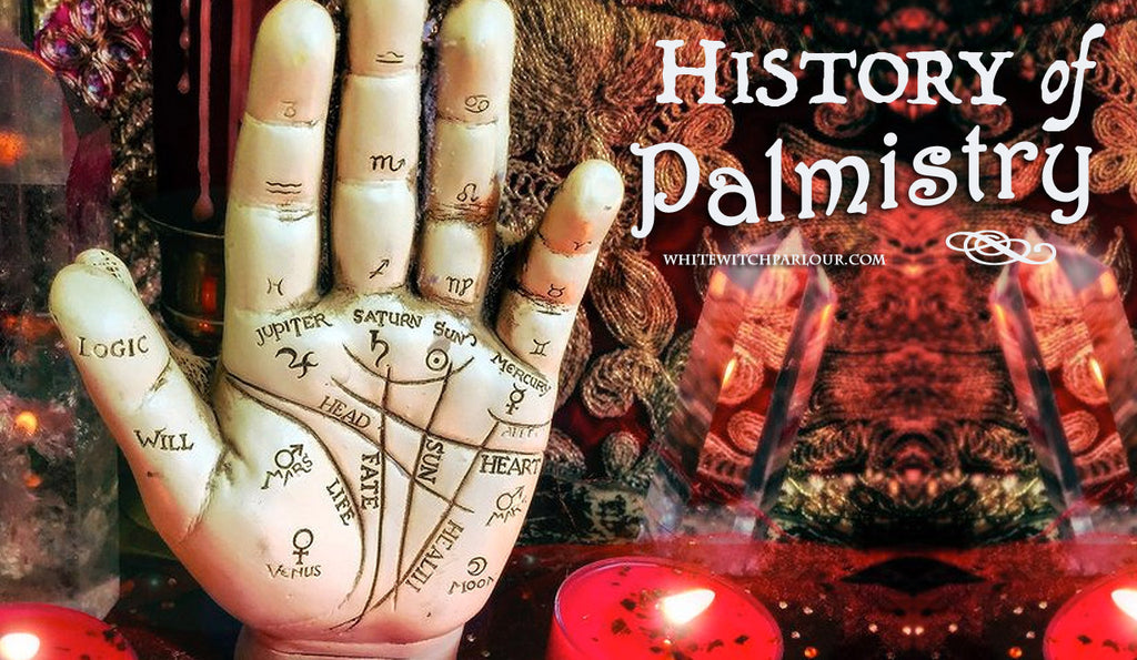 The History of Palmistry