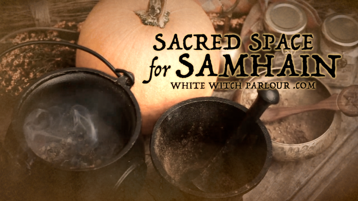 Creating Sacred Space for Samhain