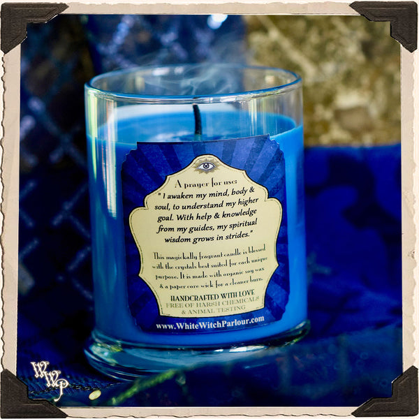 AWAKENING Elixir Apothecary CANDLE 7oz. For Spiritual Growth & Finding Life Purpose.