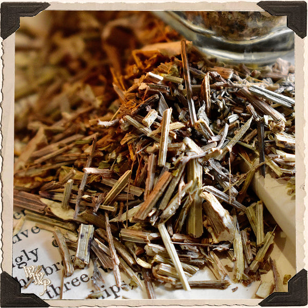 BLUE VERVAIN Dried Herb Verbena Officinalis. For Balance, Anointing & Banishing.