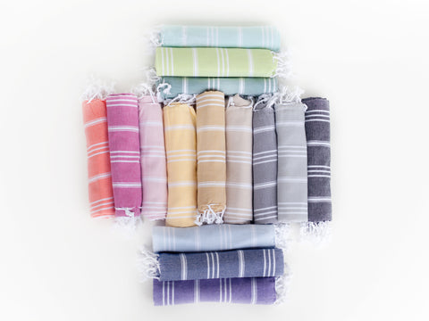 Turkish Hand Towels (set of 2)