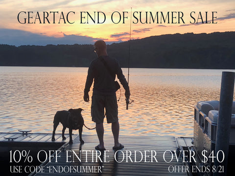 end of summer sale, 10% of entire order over $40