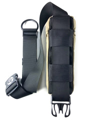 gearlok molle attachment system for your hands free dog walking products and your favorite dog leash