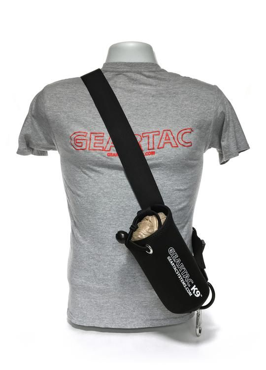 Geartac Systems industry-leading hands-free dog leash and no pull dog harness technology