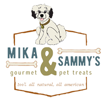 Mika and Sammy's gourmet pet treats