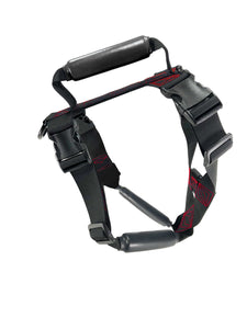 Geartac Systems XBody heavy duty dog harness with handle x frame design to allow your dog to breath