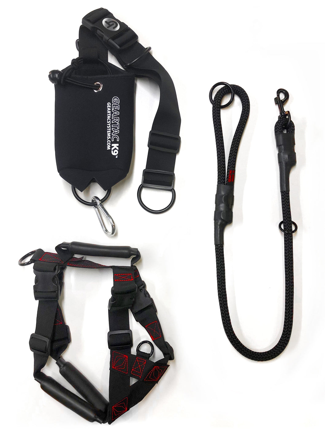 GEARTAC WALKING PACKAGE