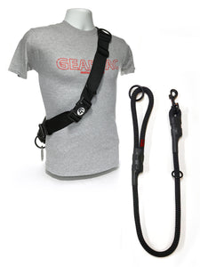 gearleash II for the person who wants a super heavy duty rope dog leash