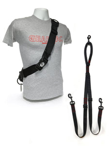 for the individual who chooses to use a double dog leash for training or likes to walk two dogs