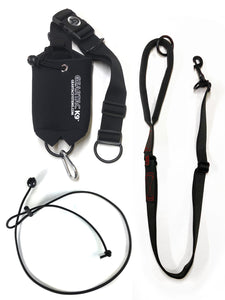 hands free running belt and leash system
