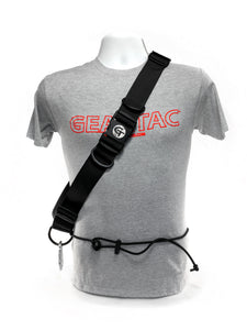 the geartac running belt is a specialized way to enjoy running hands free with a light weight belt design