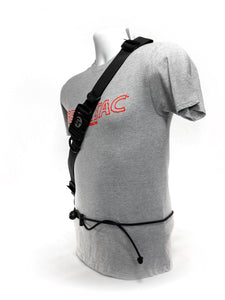 the geartac running belt is a specialized way to enjoy running hands free with a simple easily adjustable design