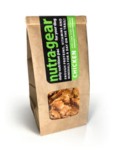 Load image into Gallery viewer, Nutra Gear day bag chicken one ingredient dog treat for high reward