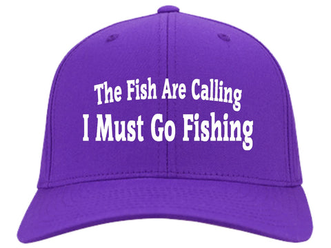 f3d31fc5afe Fish Are Calling Twill Cap