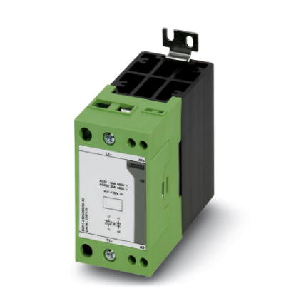 50A, 1-Phase, Solid-State Contactor, ELR Series