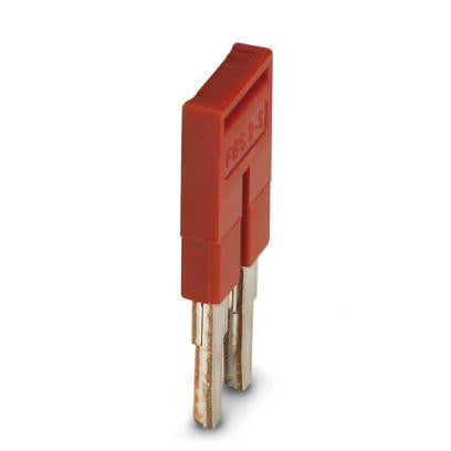 5.2mm Plug-in Bridge 2 pos Red