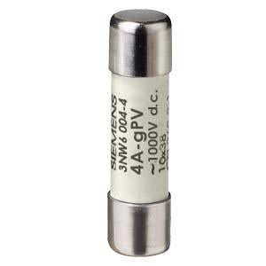 CYLINDRICAL FUSE 10X38MM,1000V,4A, GPV