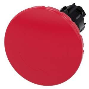 EMERG-STOP, TWIST RELEASE RED MH O60MM