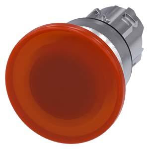 ILLUM PUSHBUTTON,MOM, AMB, MH CAP O40MM
