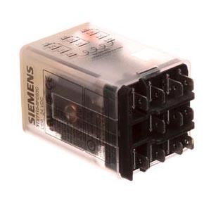 3PDT, Ice Cube Plug-In Relay,16 Amp,24D