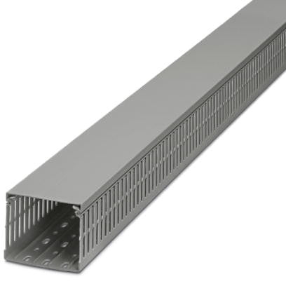 Cable Duct, 120mm x 80mm, Gray