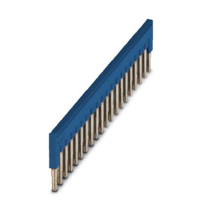 4.2mm Plug-in Bridge 20 pos Blue