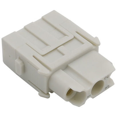 Serie S-M 40/3C Female crimp 3P 40A 500V