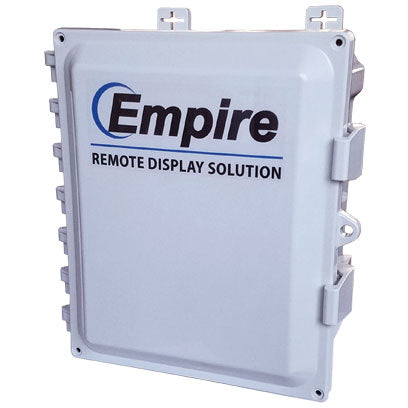 Remote Monitor Enclosure