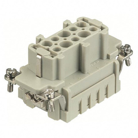 10 POS FEMALE CRIMP TERMINAL