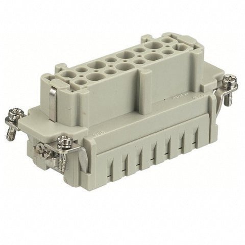 16 POS FEMALE CRIMP TERMINAL