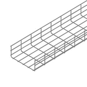110 x 150mm Wire Mesh Tray 2m